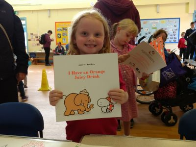 Visiting Author & Illustrator – Saint Nicholas Primary School, Beverley