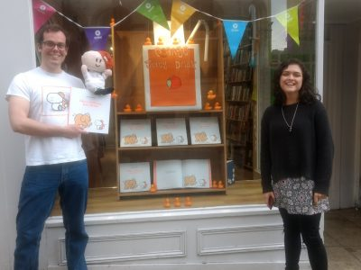 Charity Event – Oxfam Bookstore in York
